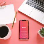 Dating-App auf dem Smartphone